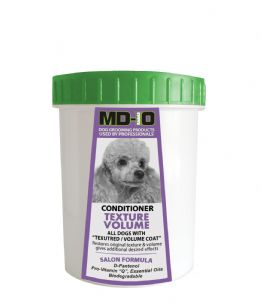 MD10 Conditioner Volume 500ml (Approx 16 Litres Diluted) Poodle Bichon Cockerpoo West Highland Terrier Bearded Collie Chow Chow Malamute Bolognese